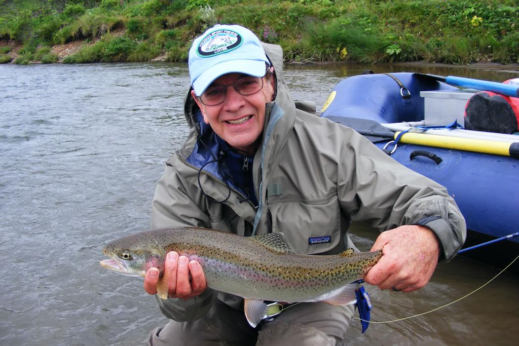 Alaska fly fishing lodge great memories of the alaska for Alaska fly fishing
